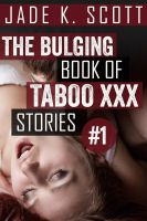 Cover for 'The Bulging Book of Taboo XXX Stories'