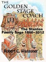 Cover for 'The Golden Stagecoach'
