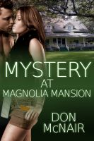 Cover for 'Mystery at Magnolia Mansion'