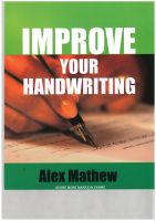 Cover for 'Improve Your Handwriting'