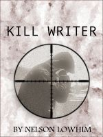 Cover for 'Kill Writer'