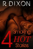 Cover for 'Four Smoking Hot Stories'