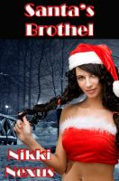 Cover for 'Santa's Brothel'