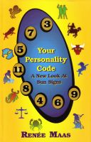 Cover for 'Your Personality Code: A New Look At Sun Signs'
