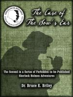 Cover for 'The Case of the Sow's Ear'
