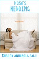 Cover for 'Nosa's Wedding'