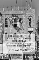 Cover for 'Merchant of Venice, CA Screenplay'