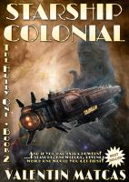 Cover for 'Starship Colonial'