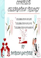Cover for 'Celebration Trilogy Box Set'