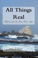 Cover for 'All Things Real'