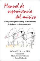 Cover for 'Manual de supervivencia del músico'