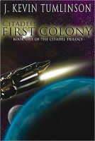 Cover for 'Citadel: First Colony'