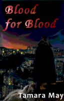 Cover for 'Blood for Blood'