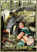 Cover for 'Megazaur: Akysha's Fury'