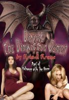 Cover for 'Donnie the Dimwitted Demon'