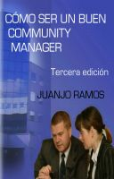 Cover for 'Cómo ser un buen Community Manager'
