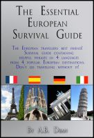 Cover for 'The Essential European Survival Guide'
