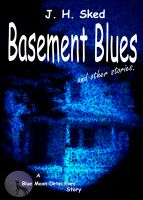 Cover for 'Basement Blues and Other Stories'