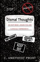 Cover for 'Dismal Thoughts'