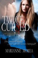 Cover for 'Twice Cursed'