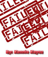 Cover for 'Failure'