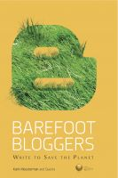 Cover for 'Barefoot Bloggers - Write to Save the Planet'