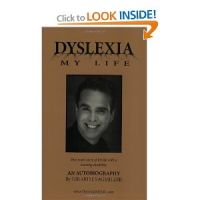 Cover for 'Dyslexia My Life: One Man's Story of His Life With a Learning Disability'