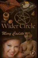 Cover for 'The Wider Circle'