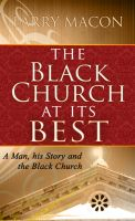Cover for 'The Black Church At Its Best'