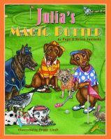 Cover for 'Julia's Magic Putter'