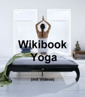 Cover for 'Wikibook Yoga mit Videos'