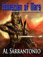 Cover for 'Sebastian of Mars'
