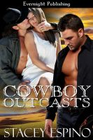 Cover for 'Cowboy Outcasts'