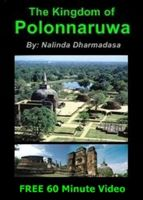 Cover for 'The Kingdom of Polonnaruwa.'