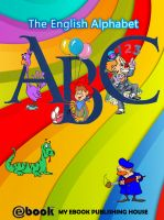 Cover for 'ABC - The English Alphabet'