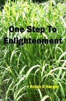 Cover for 'One Step To Enlightenment'