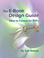 Cover for 'The E-Book Design Guide: How to Format for PDFs'