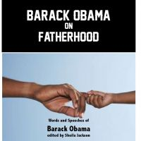 Cover for 'Obama on Fatherhood'