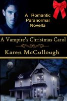 Cover for 'A Vampire's Christmas Carol'