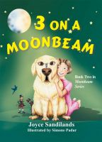 Cover for '3 On a Moonbeam - Moonbeam Series, Book 2'