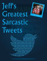 Cover for 'Jeff's Greatest Sarcastic Tweets'