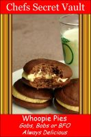 Cover for 'Whoopie Pies - Gobs, Bobs or BFO - Always Delicious'
