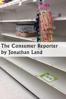 Cover for 'The Consumer Reporter'