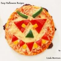 Cover for 'Easy Halloween Recipes'