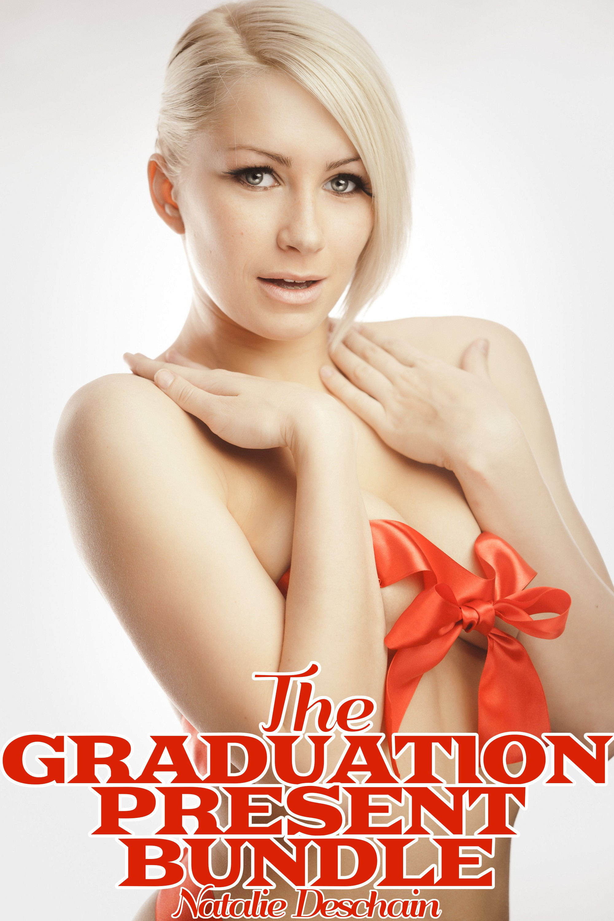 Natalie Deschain - The Graduation Present Bundle (Taboo Stepmother Sex)