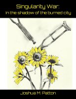 Cover for 'Singularity War: In the Shadow of the Burned City'