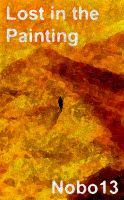 Cover for 'Lost in the Painting'
