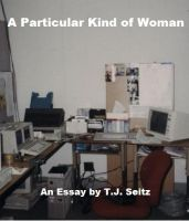 Cover for 'A Particular Kind of Woman'