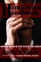 Cover for 'Homiletics Handbook'