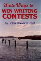 Cover for 'Write Ways to WIN WRITING CONTESTS: How to Join the Winners' Circle for Prose and Poetry Awards'
